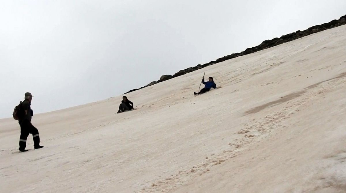 Terörden temizlenen Munzur Dağları, doğaseverleri ağırlıyor #7