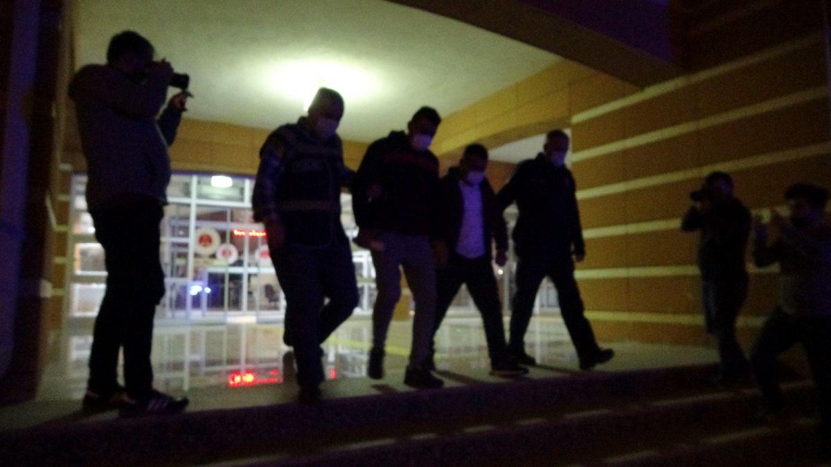 Çankırı da eski eşini darbeden adam ve yakını tutuklandı #1