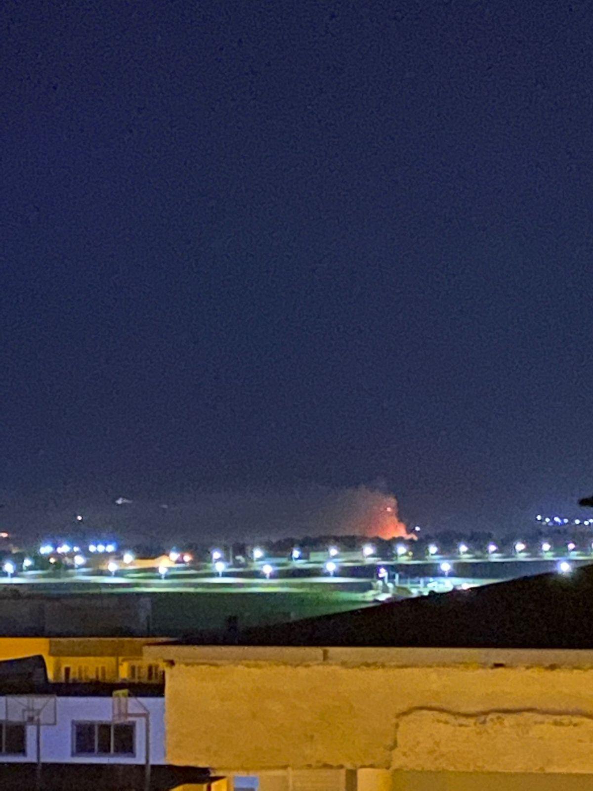 Batman da askeri tesise saldırı girişimi  #2