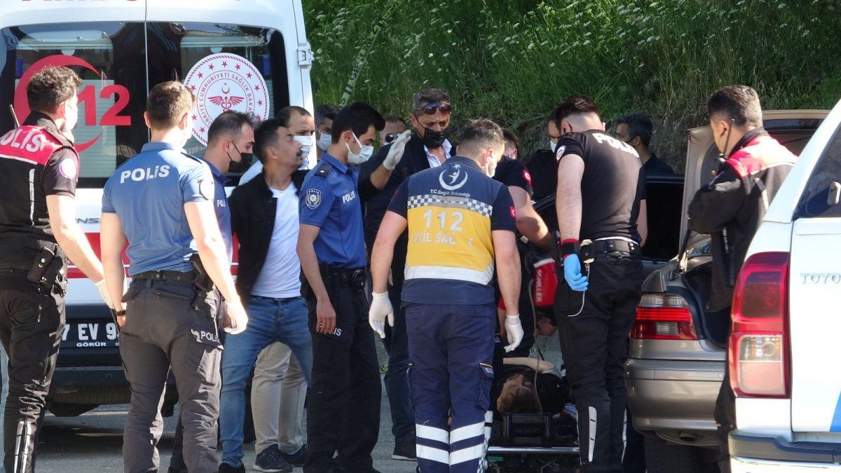 Zonguldak ta alacak verecek meselesinde kan aktı #1