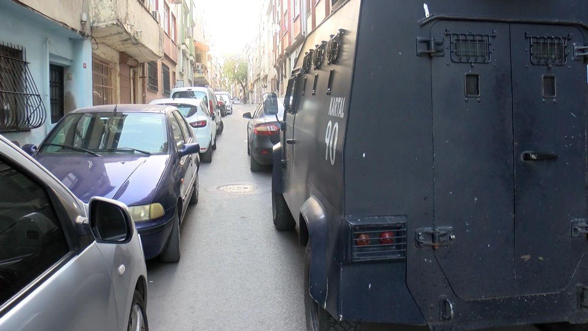 İstanbul da uyuşturucu operasyonu: Çok sayıda gözaltı var #4
