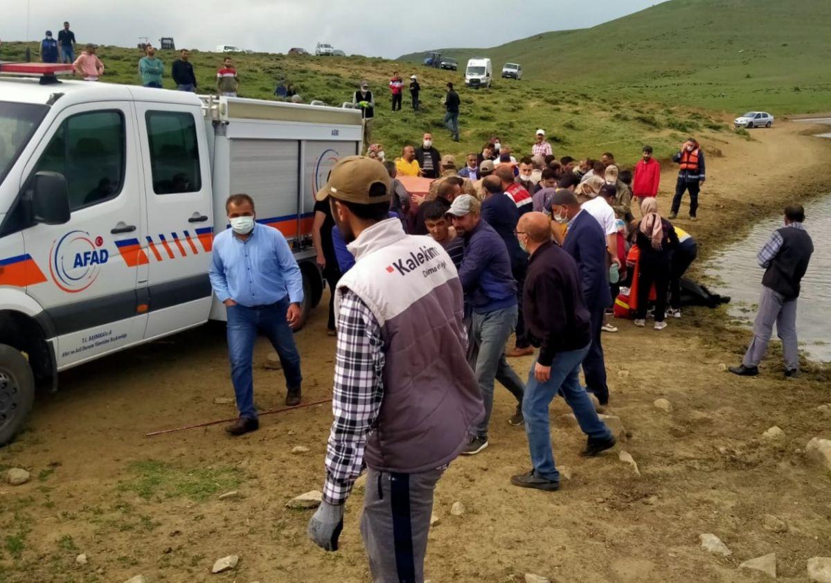 Ağrı da koyunlarını otlatırken kaybolan vatandaşın cesedine ulaşıldı #2