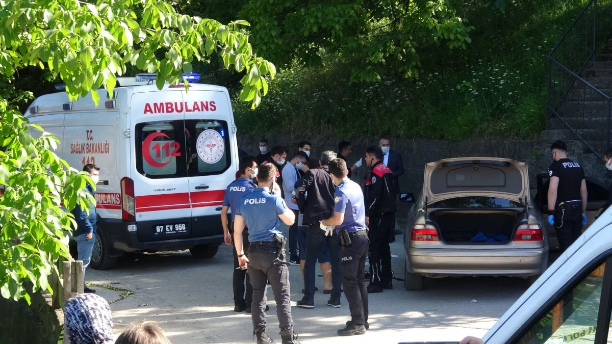 Zonguldak ta alacak verecek meselesinde kan aktı #2