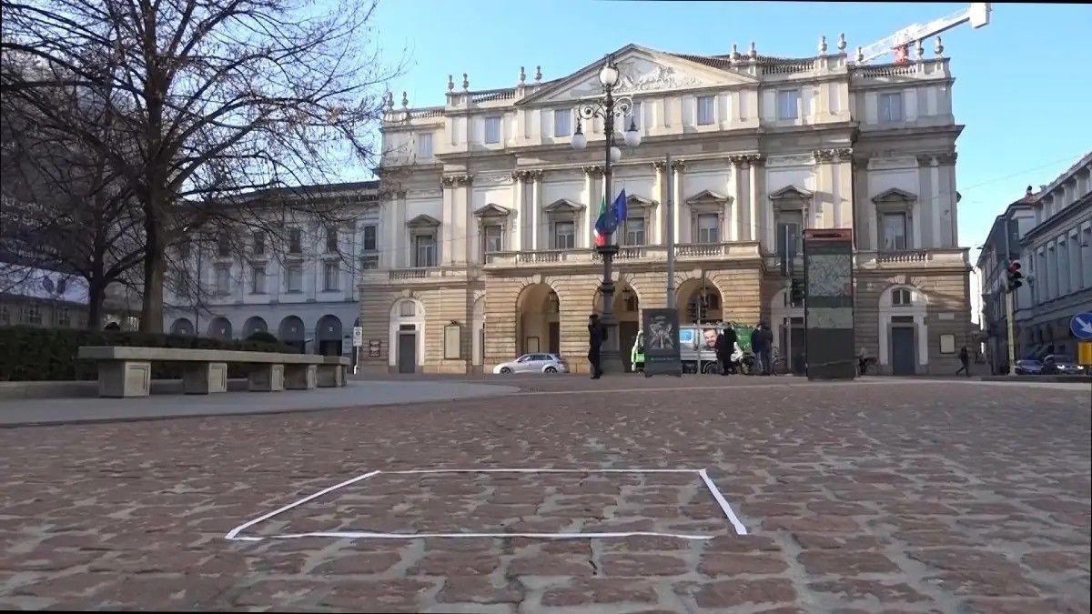 İtalya da görünmez heykel 150 bin liraya alıcı buldu #3