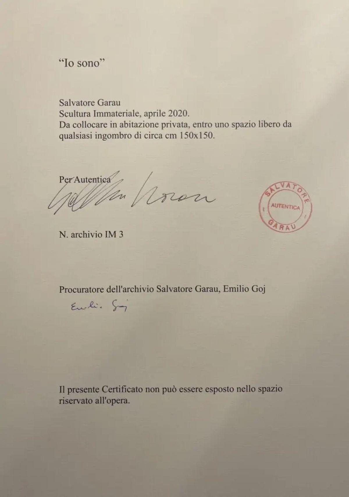 İtalya da görünmez heykel 150 bin liraya alıcı buldu #4