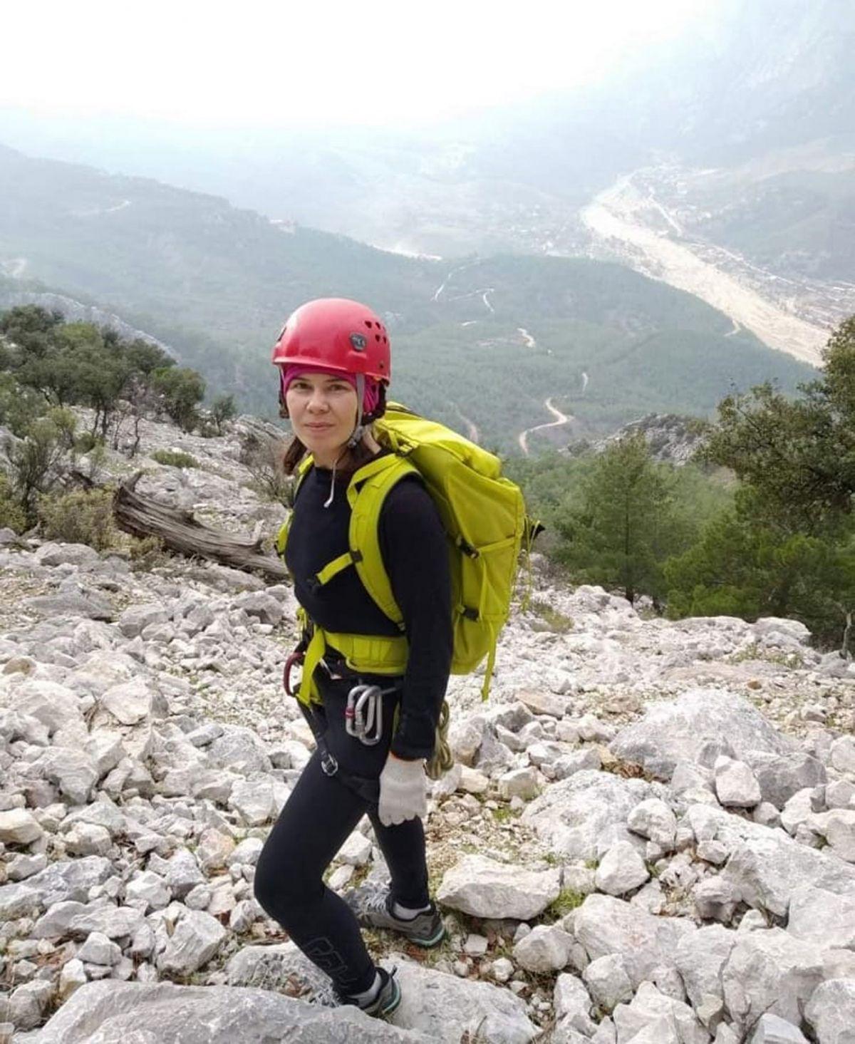 Antalya da 16 gündür kayıp Ukraynalı Yana nın cansız bedeni dağlık alanda bulundu #5
