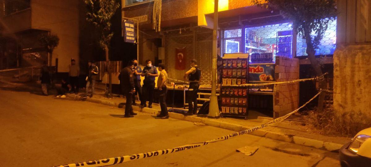 Avcılar da iki grup arasında silahlı kavgada 1 kişi ağır yaralandı #6