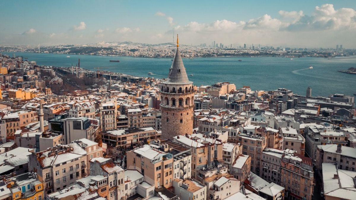 Aslan Özcan, drone fotoğraflarıyla Türkiye'yi dünyaya tanıtıyor #2