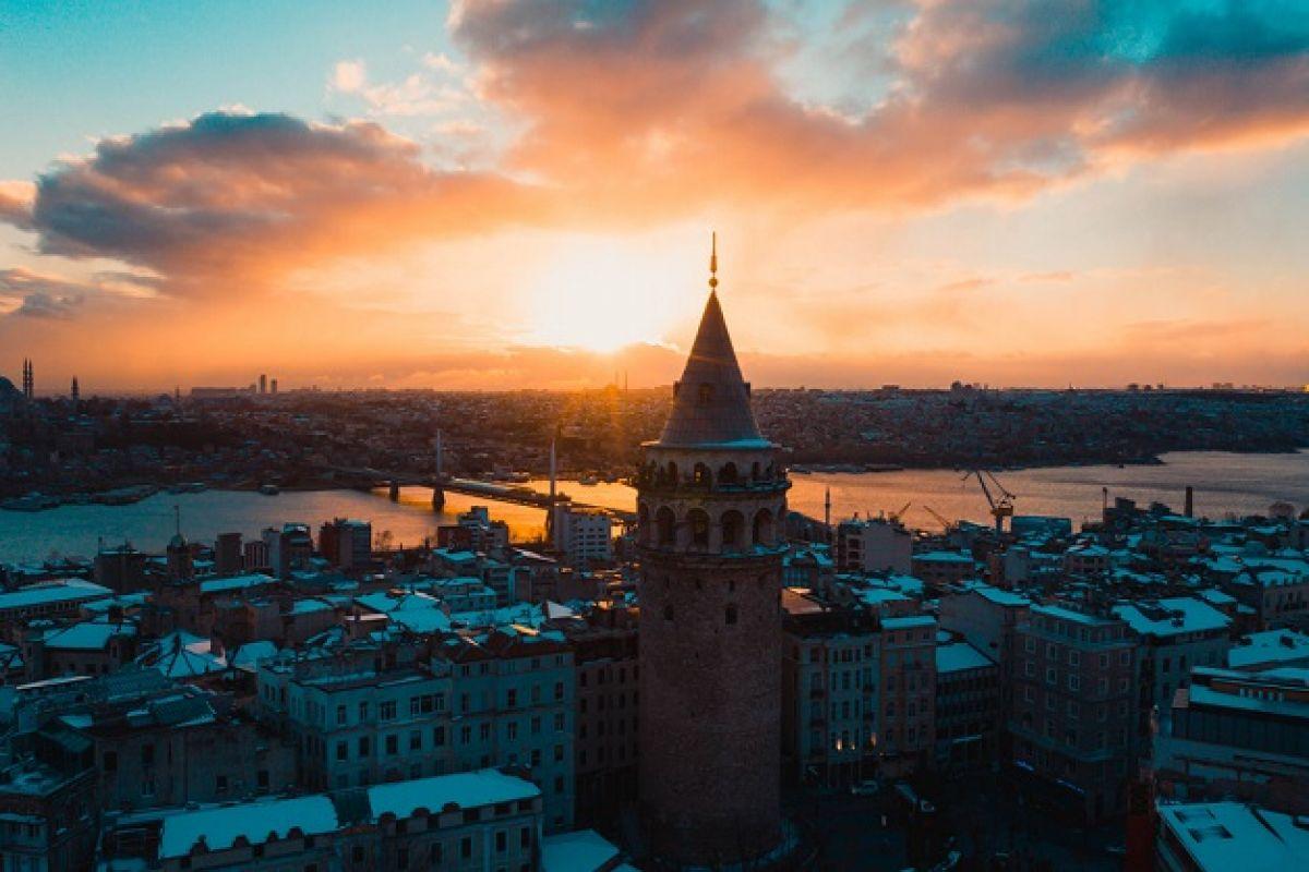 Aslan Özcan, drone fotoğraflarıyla Türkiye'yi dünyaya tanıtıyor #1