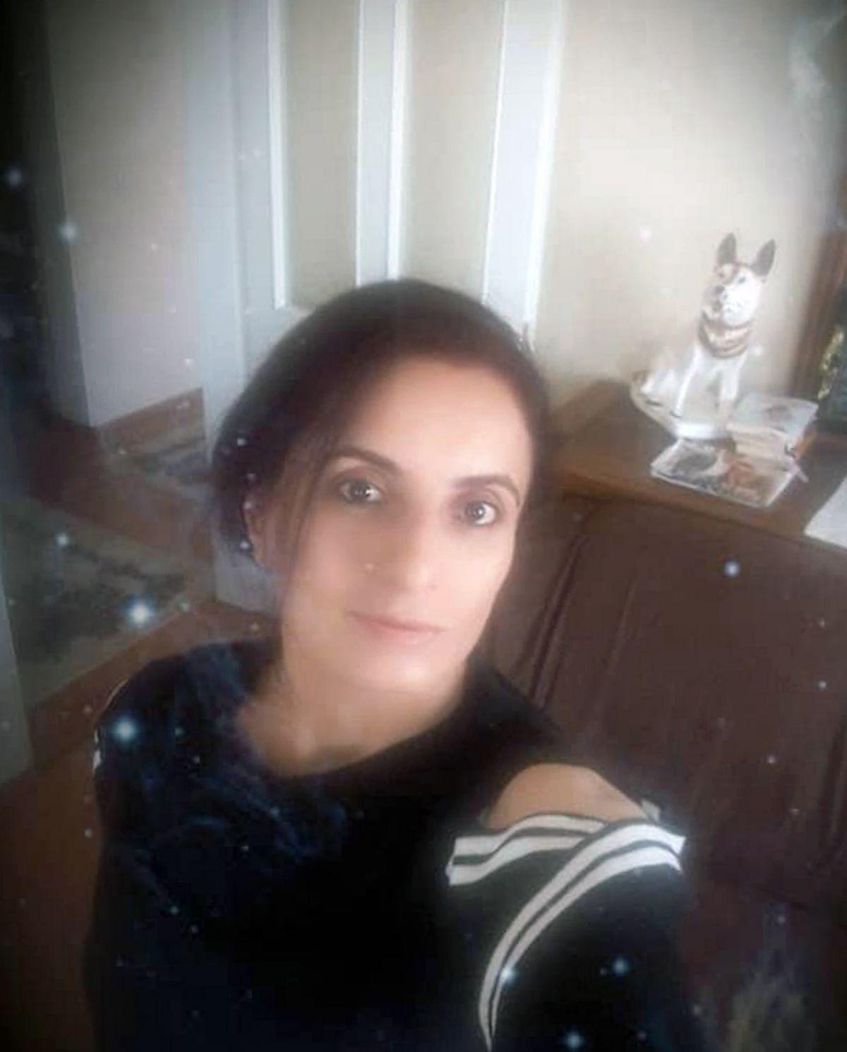 Burdur da öldürülen kadının katili tahliye edilince, adliyede arbede çıktı #2
