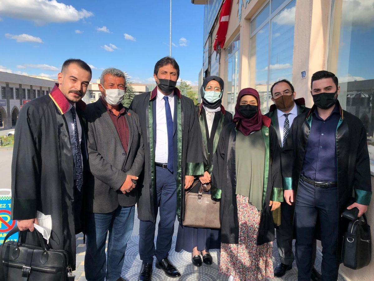 CHP'nin mahkemeye verdiği şehit babasına para cezası verildi #2