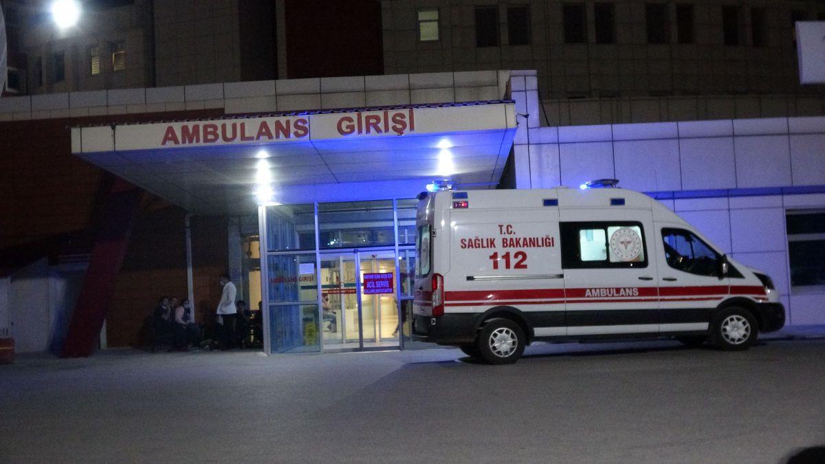 Sivas ta pitbull saldırısına uğrayan çocuk yaralandı #1