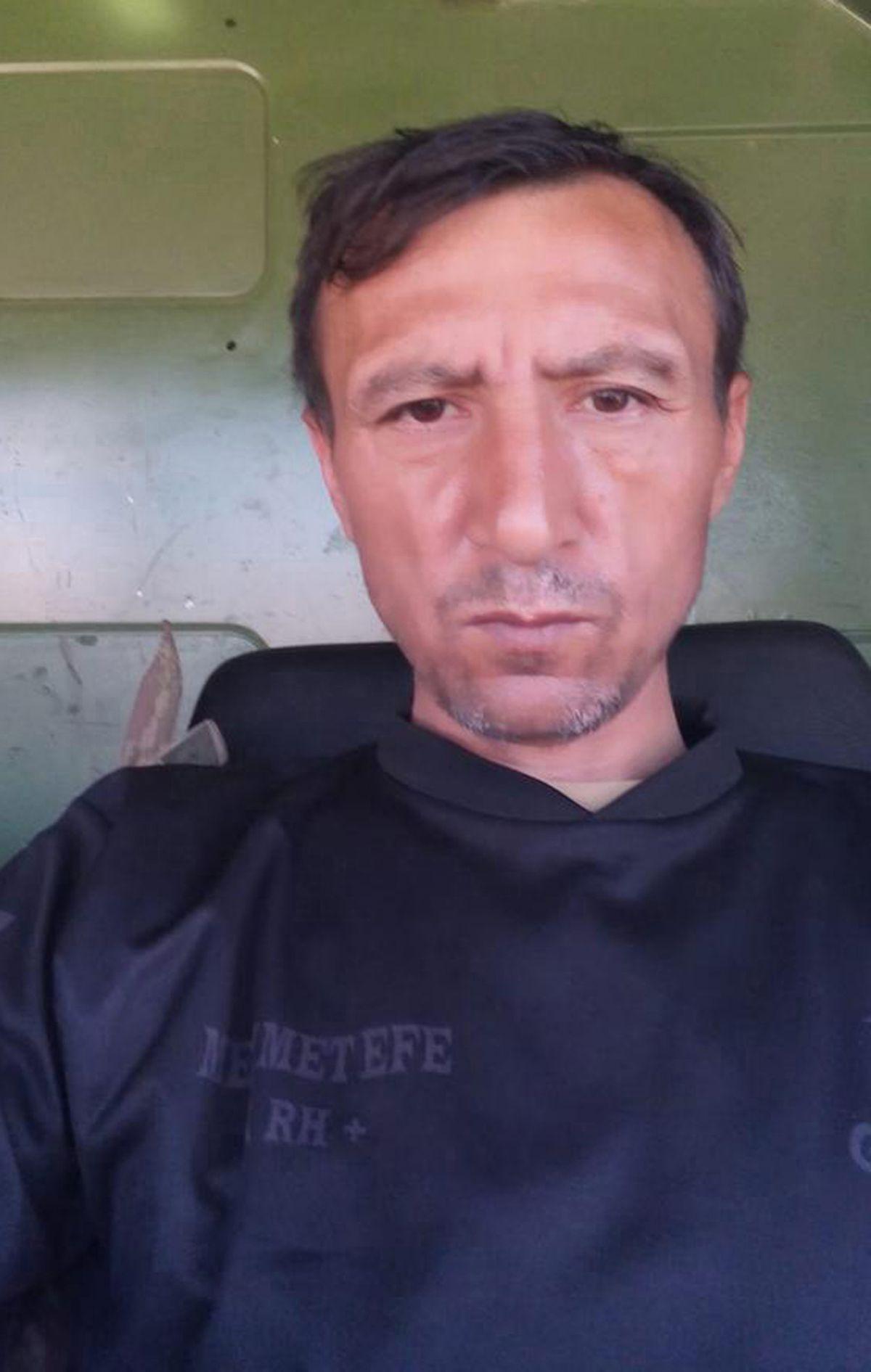 Burdur da öldürülen kadının katili tahliye edilince, adliyede arbede çıktı #5