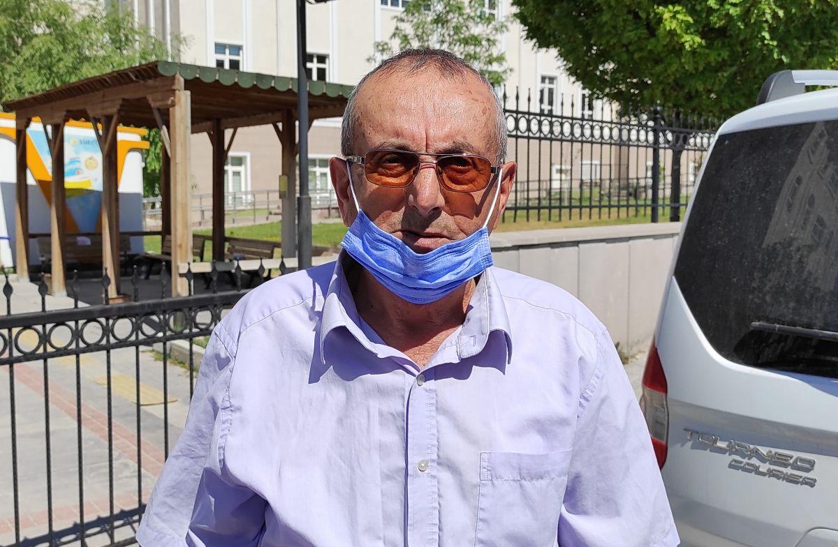 Burdur da öldürülen kadının katili tahliye edilince, adliyede arbede çıktı #1