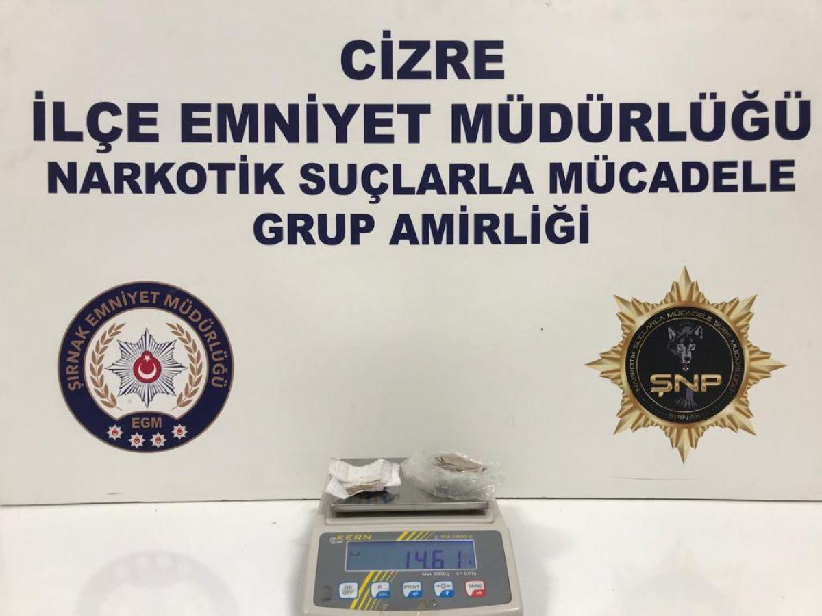 Şırnak genelinde kaçakçılık operasyonu: 68 gözaltı #3