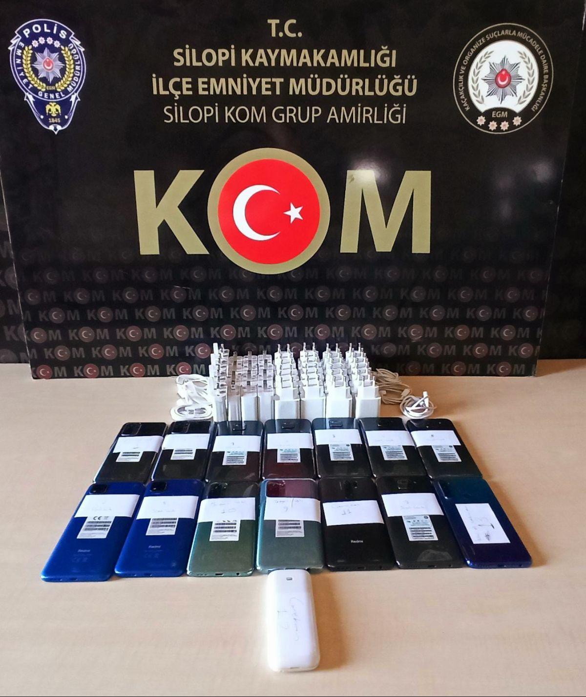 Şırnak genelinde kaçakçılık operasyonu: 68 gözaltı #2