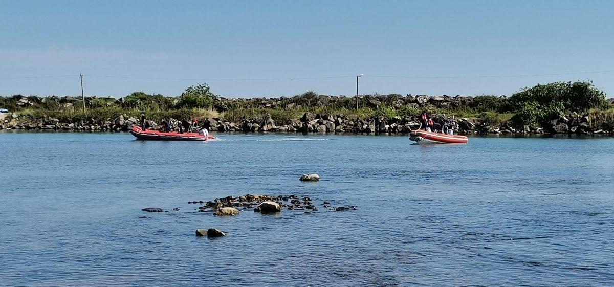 Giresun da denizde kaybolan Mert, ekiplerce aranıyor #2