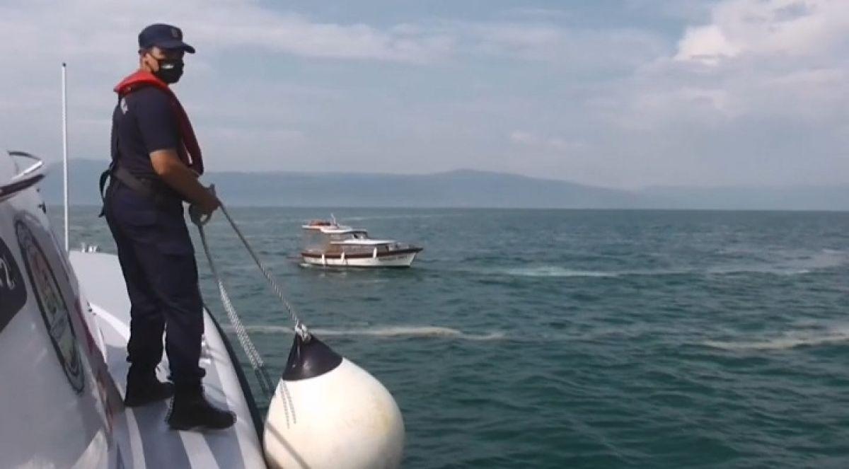 Marmara Denizi ndemüsilaj istilasındaki sularda can pazarı yaşandı #7