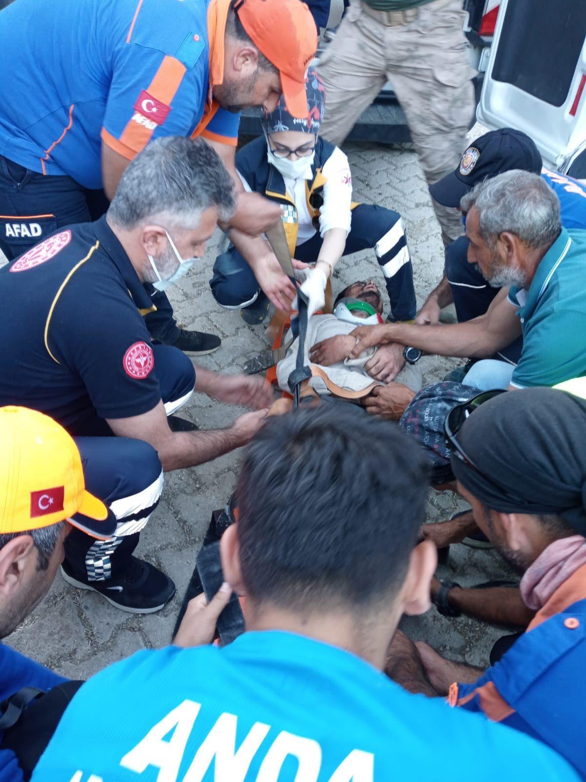 Diyarbakır daki kayıp epilepsi hastası bulundu #2