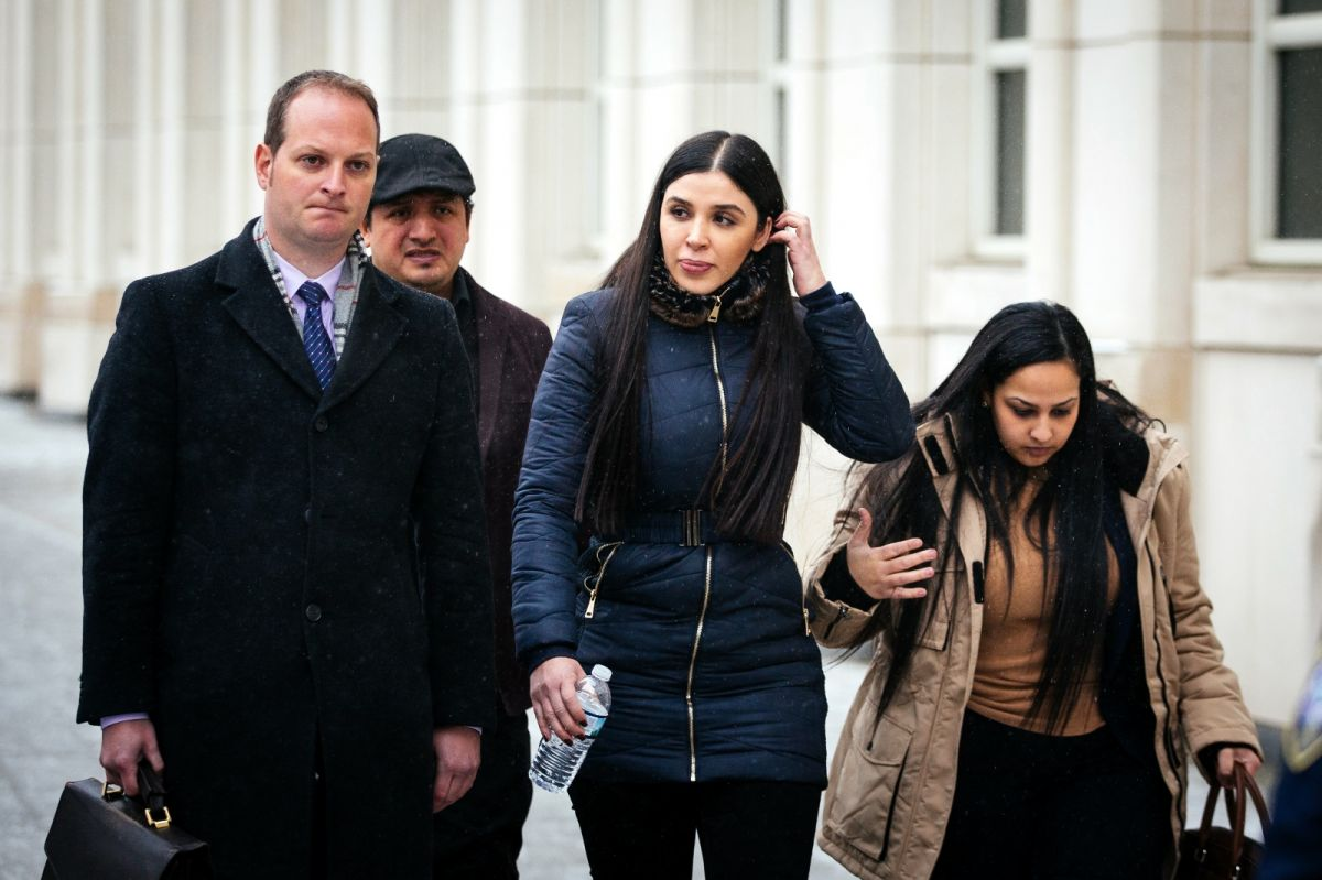 El Chapo'nun eşi suçlamaları kabul etti #2