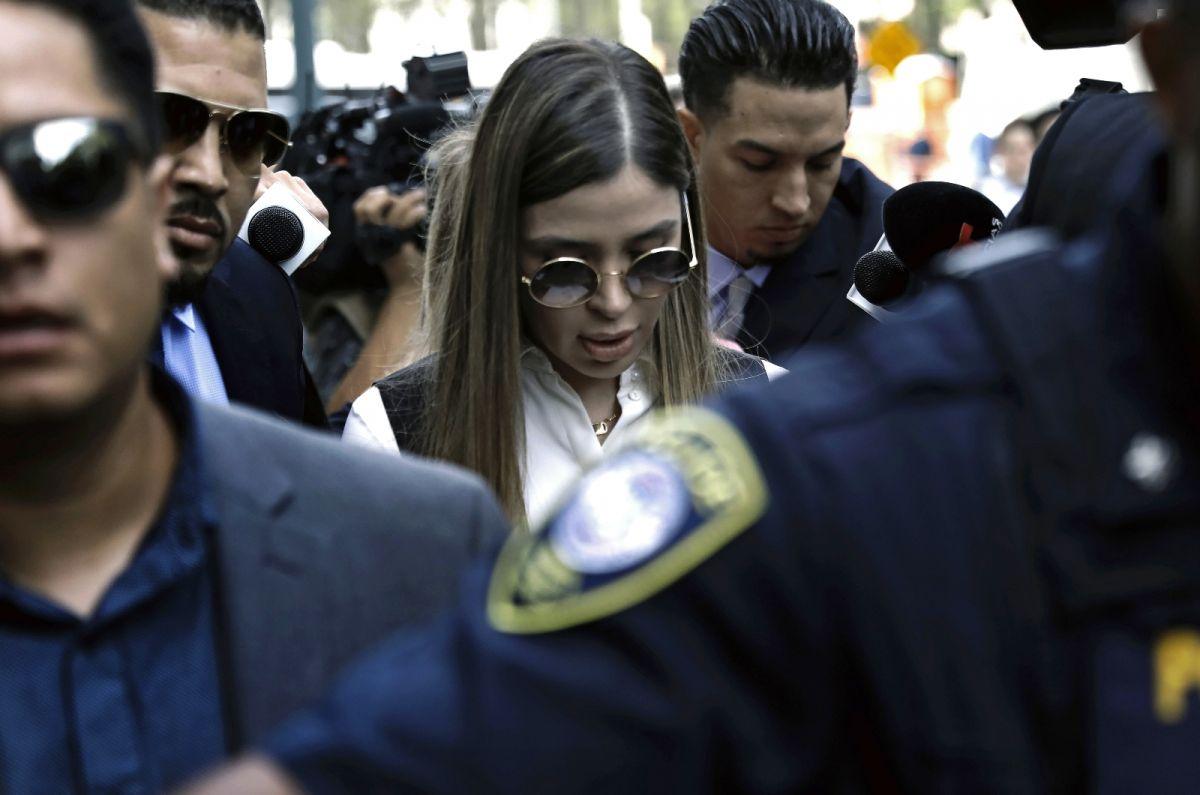 El Chapo'nun eşi suçlamaları kabul etti #1