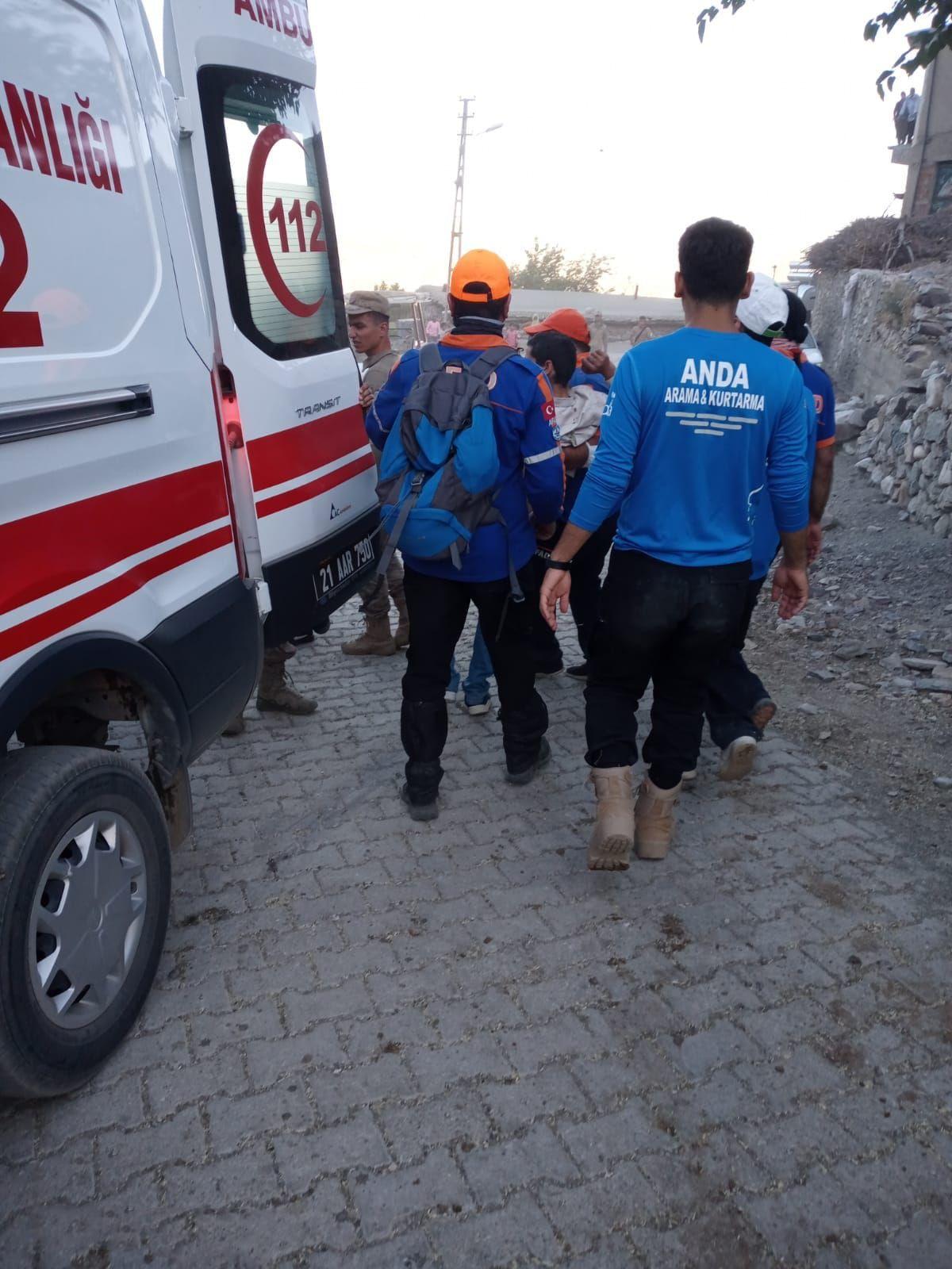 Diyarbakır daki kayıp epilepsi hastası bulundu #3