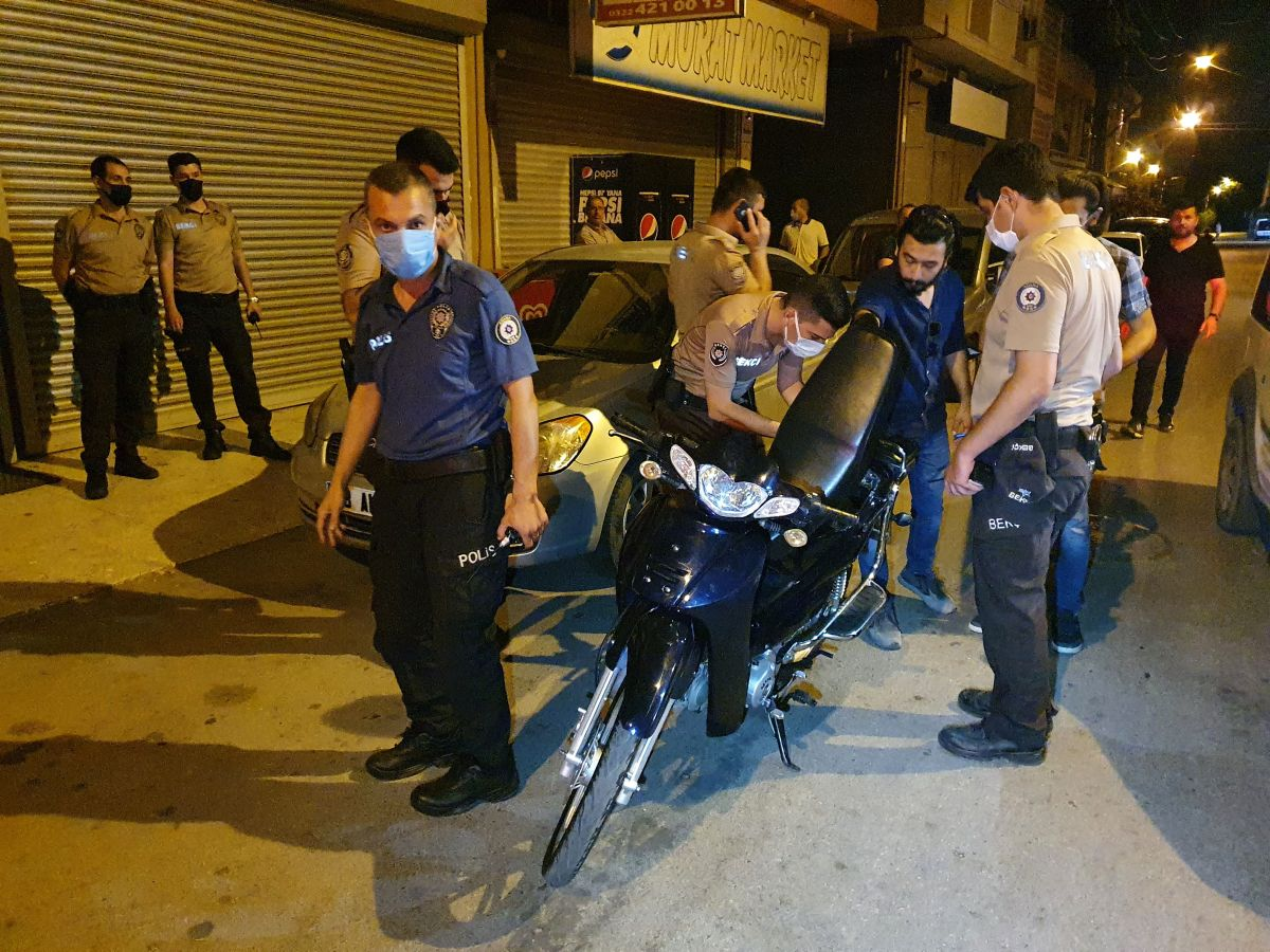 Adana da 3 kardeş bekçilere ateş açıp kaçtı #1