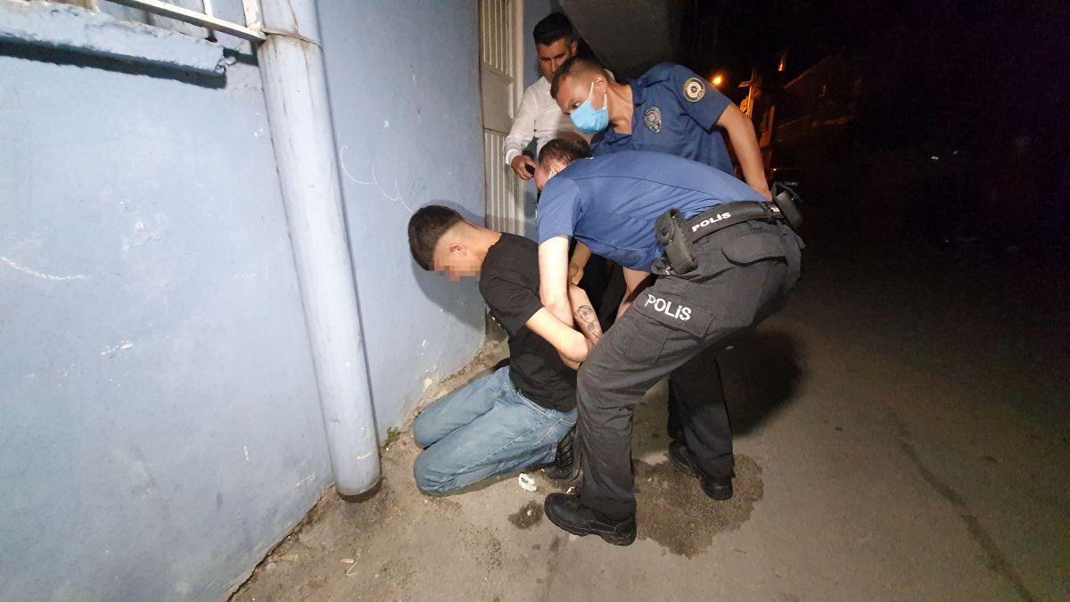 Adana da 3 kardeş bekçilere ateş açıp kaçtı #2