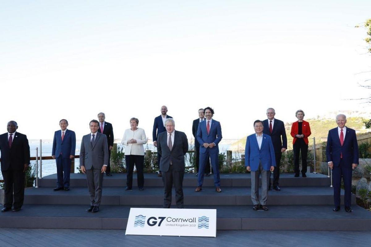Biden dan Çin in Bir Kuşak Bir Yol una alternatif altyapı planı #9