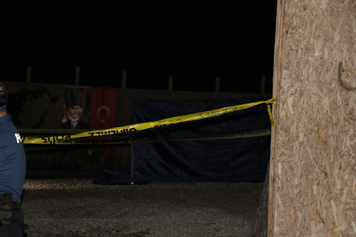 Ankara da korsan otopark kavgası ölümle bitti #4