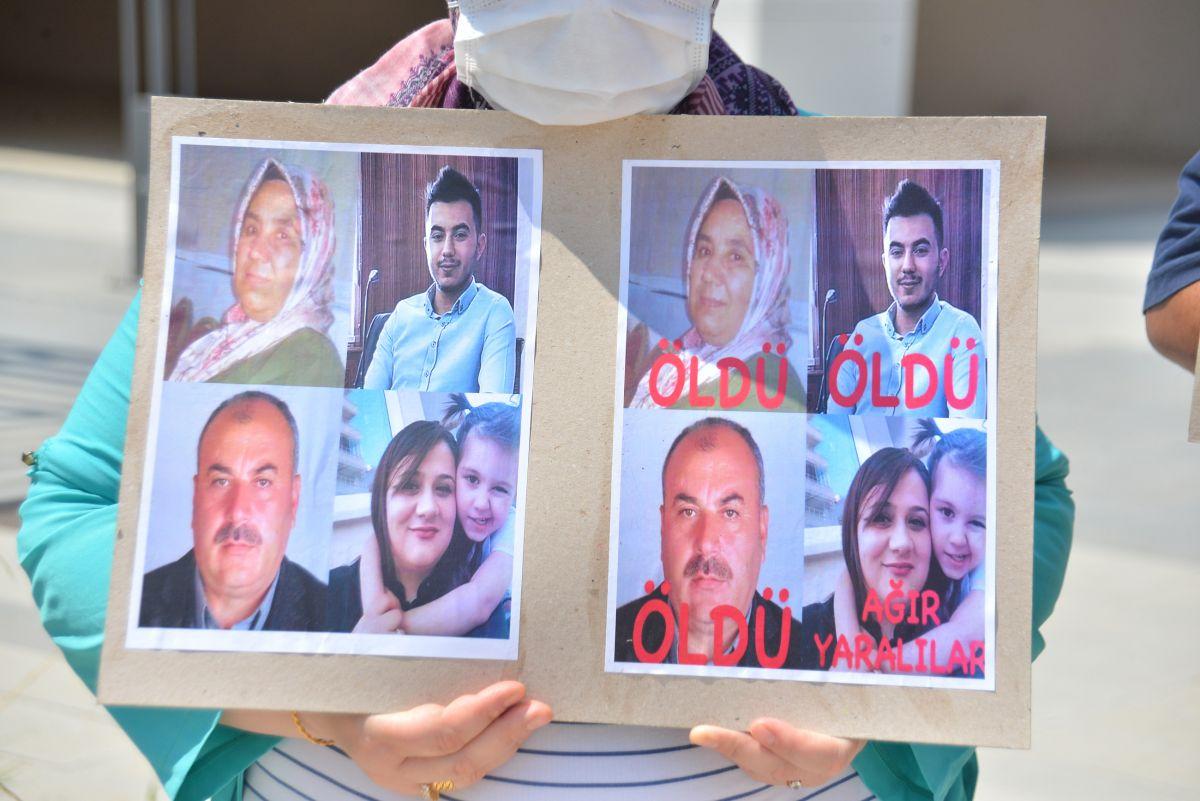 Adana da 3 kişinin ölümüne neden olan sürücü serbest #8