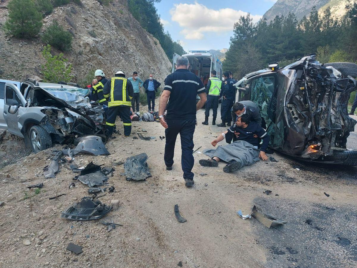 Adana da 3 kişinin ölümüne neden olan sürücü serbest #4