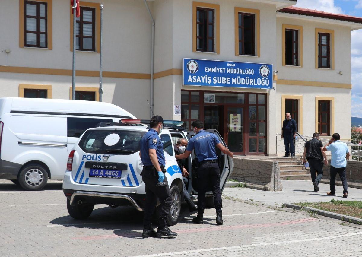 Bolu'da miras kavgası kanlı bitti: 1 yaralı #4