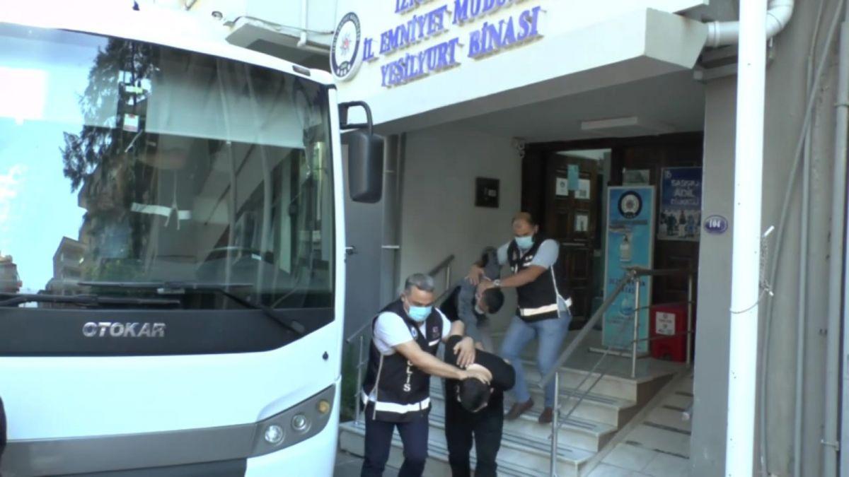İzmir kaçak silah operasyonu: 11 tutuklama #4