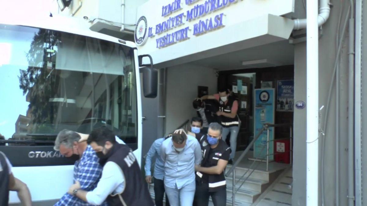 İzmir kaçak silah operasyonu: 11 tutuklama #2