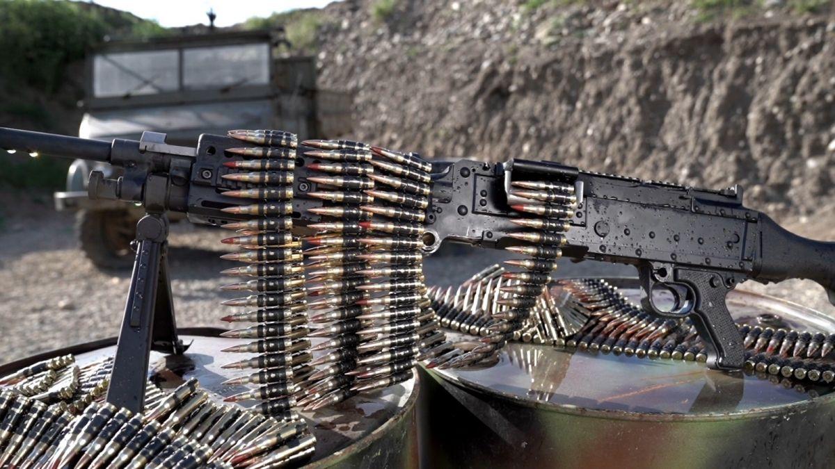Yerli ve milli makineli tüfek  SAR 762 MT  görücüye çıktı #5