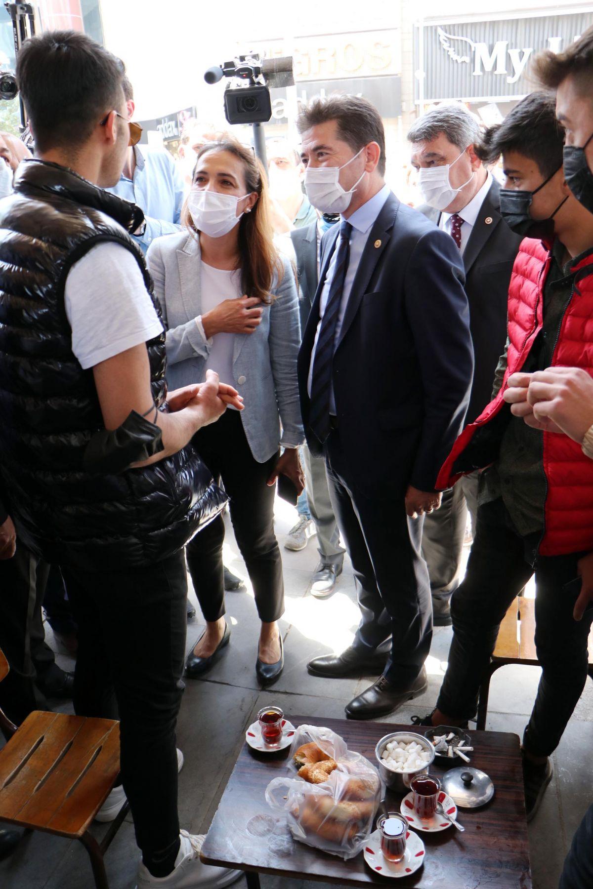CHP, 60 kişilik heyetle Erzurum a gitti #4