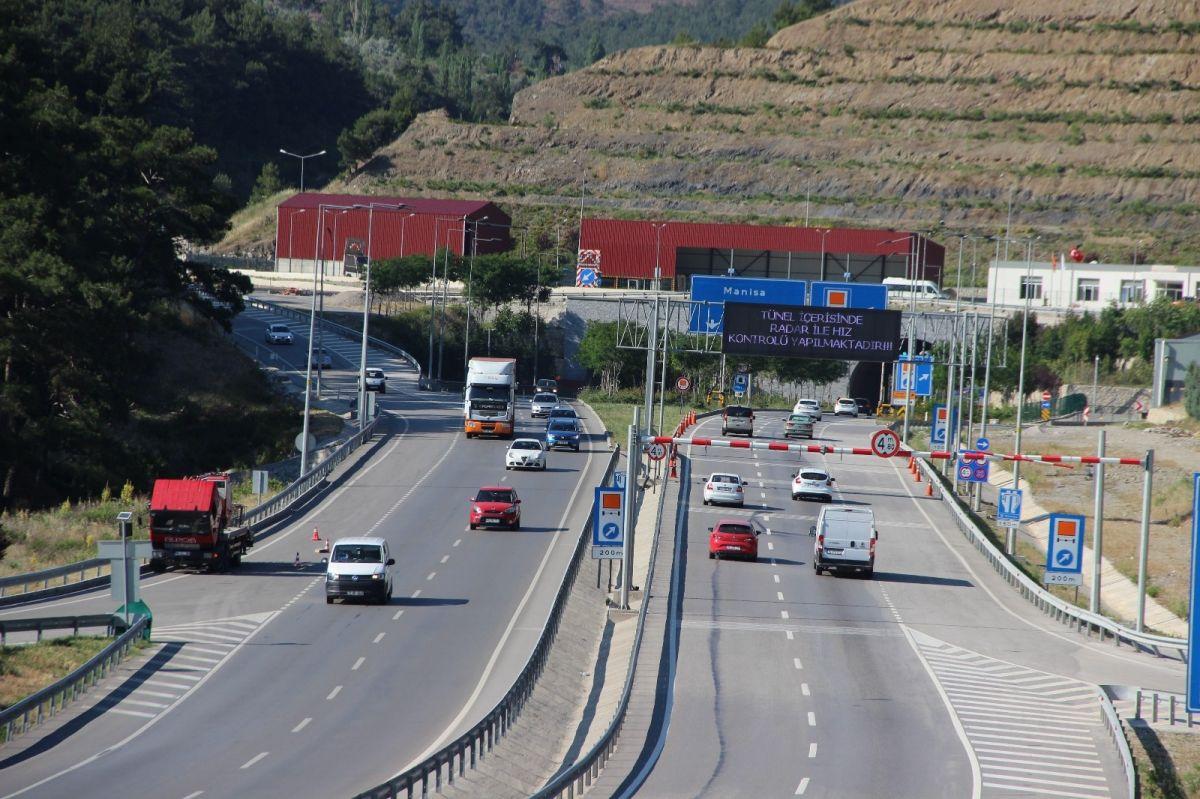 Sabuncubeli Tüneli sayesinde 305 milyon lira tasarruf edildi #8