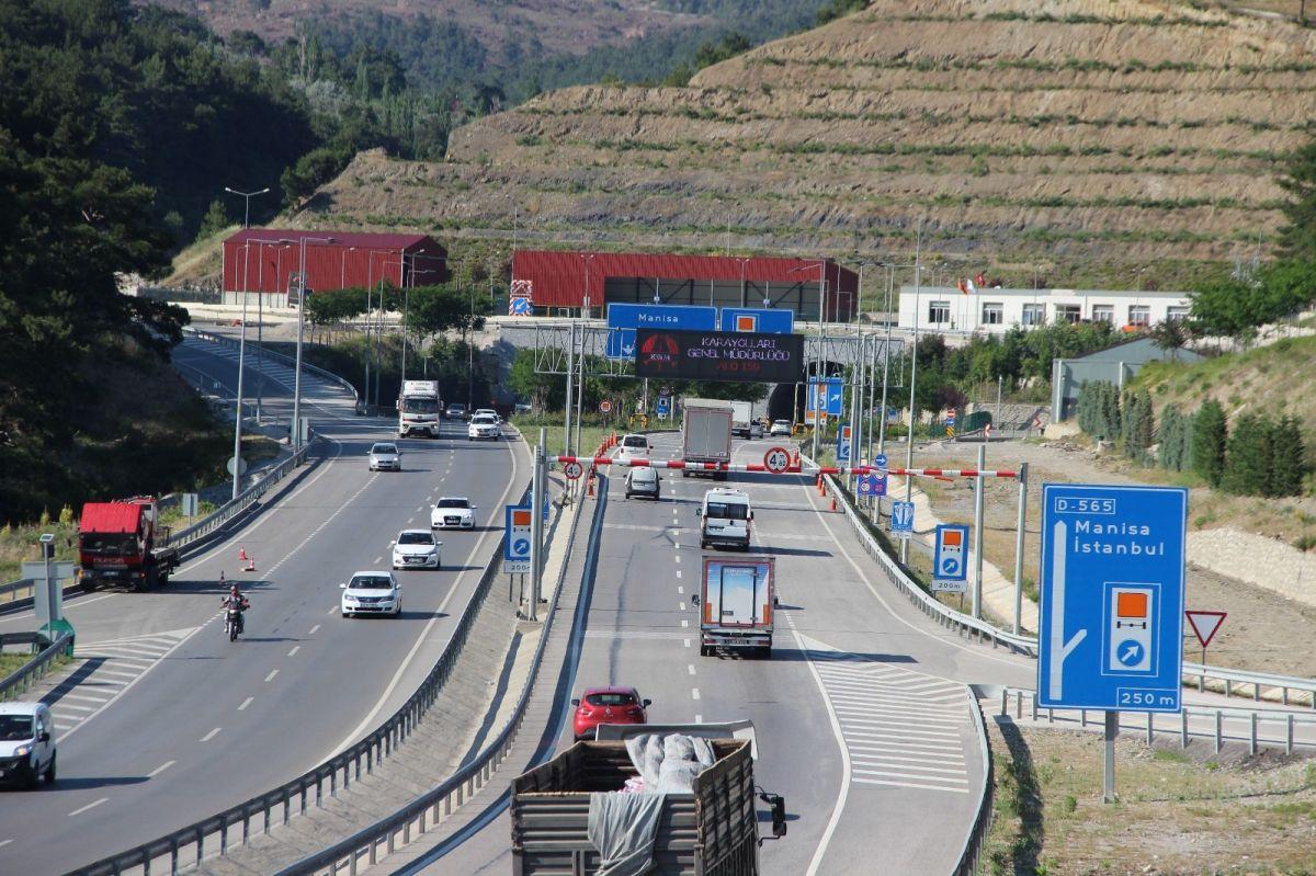 Sabuncubeli Tüneli sayesinde 305 milyon lira tasarruf edildi #7