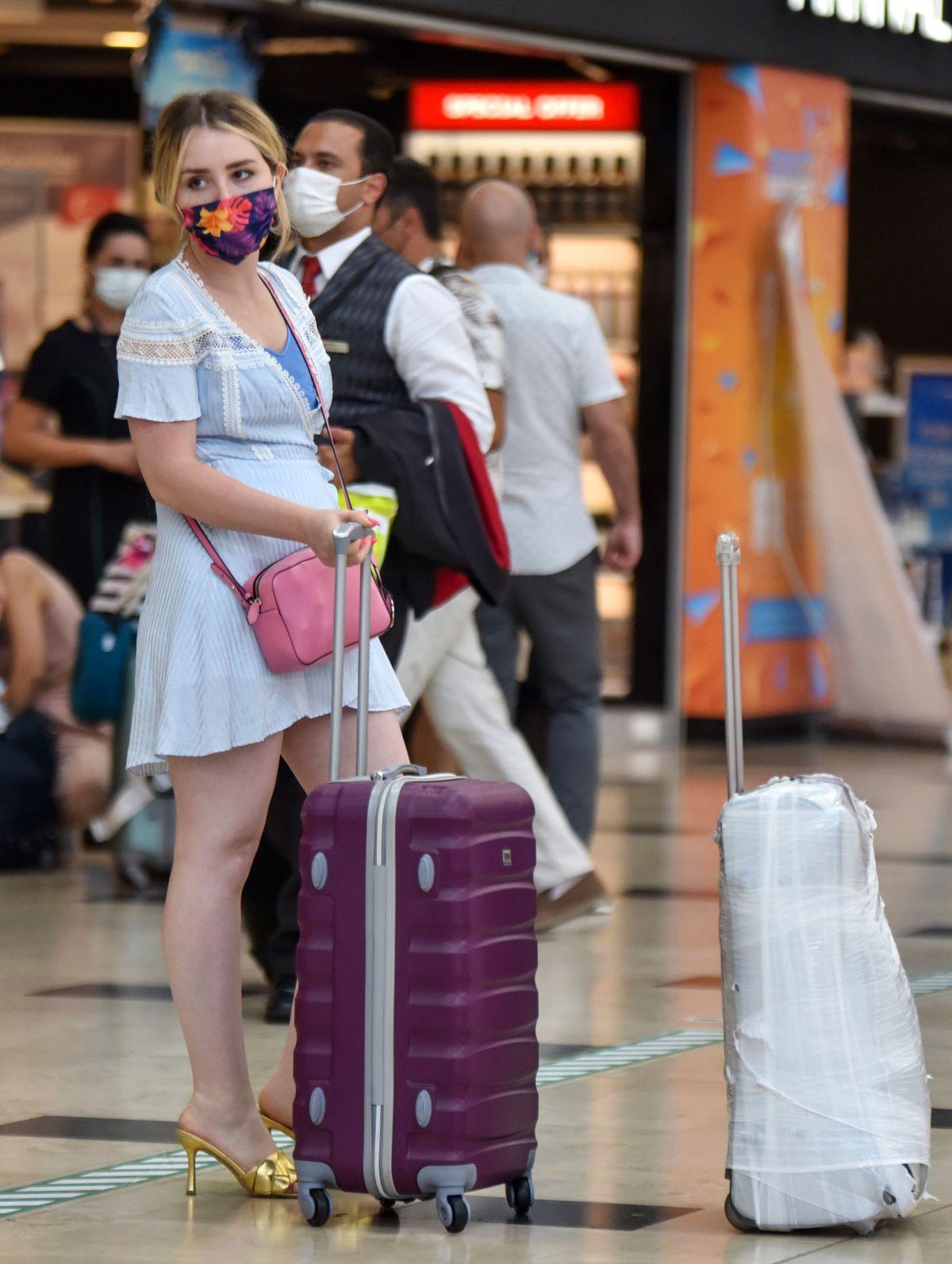 Antalya da Ruslar, hava trafiğini yüzde 45 artırdı #6