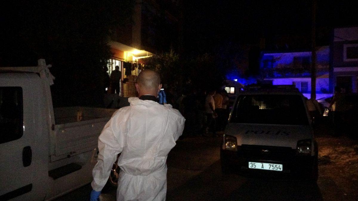 İzmir de annesini öldürüp cesedini çuvalla balkona bıraktı #9