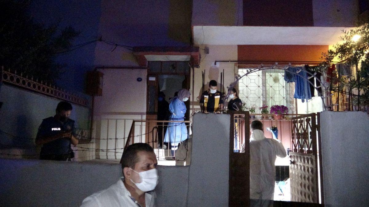 İzmir de annesini öldürüp cesedini çuvalla balkona bıraktı #7