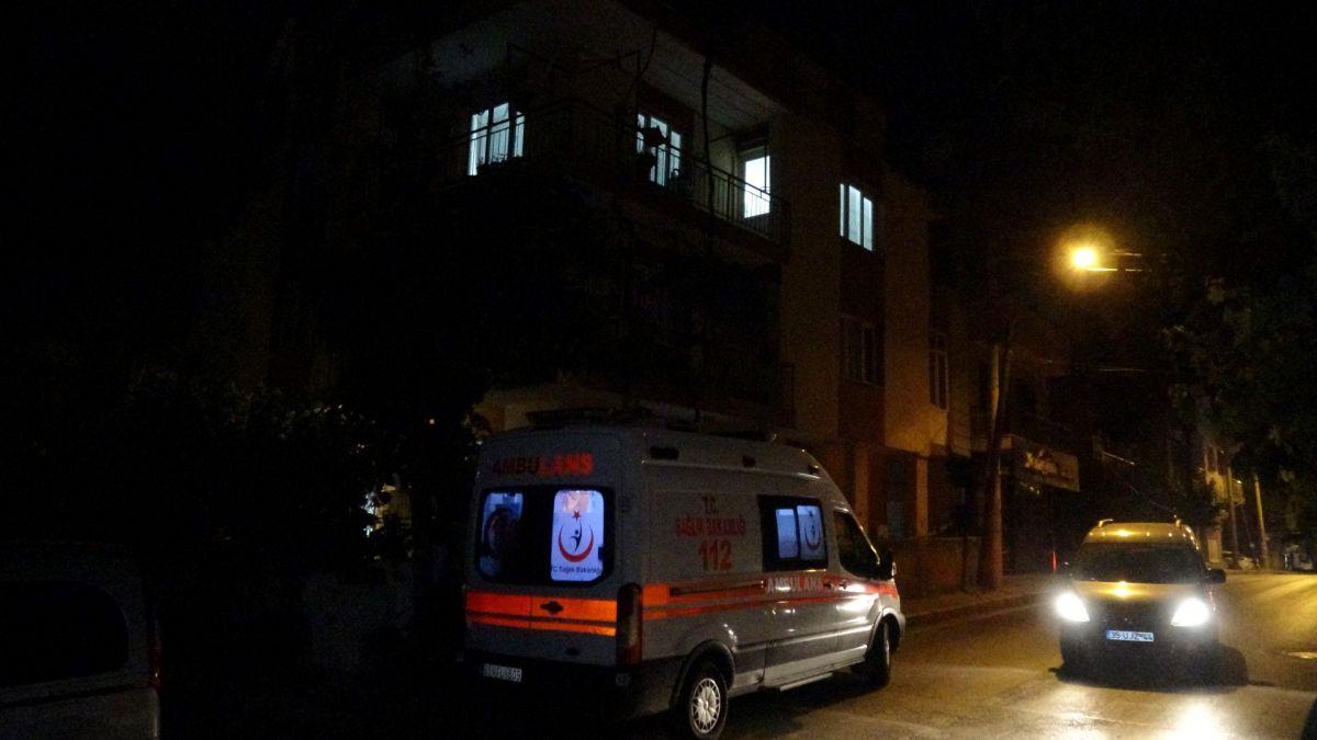 İzmir de annesini öldürüp cesedini çuvalla balkona bıraktı #4