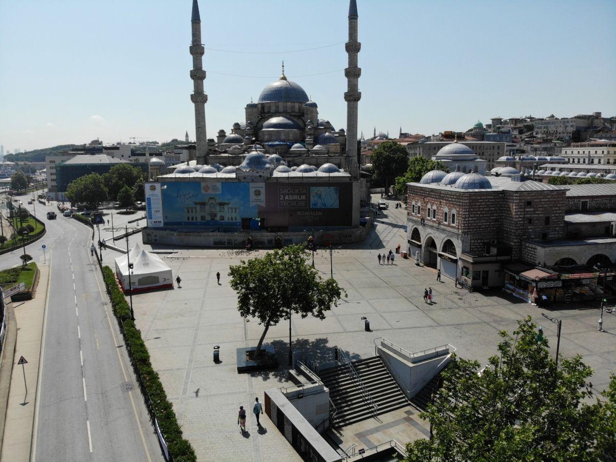 Türkiye de kısıtlamalı son pazar günü #3