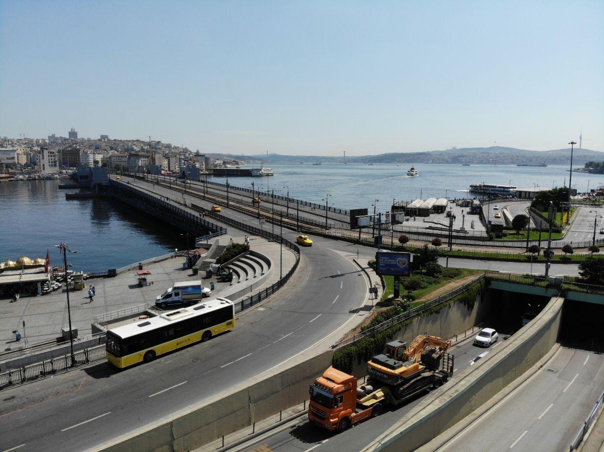 Türkiye de kısıtlamalı son pazar günü #2