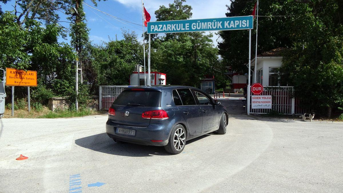 Pazarkule Sınır Kapısı, 16 ay sonra hizmet vermeye başladı #2