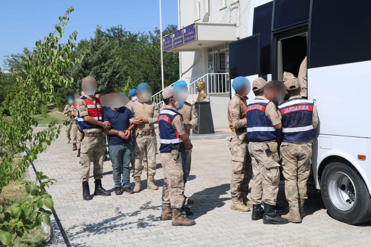 Diyarbakır da narko-terör operasyonu: 73 gözaltı #8