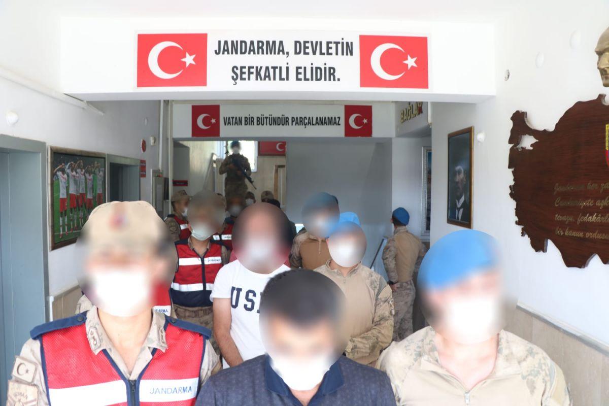 Diyarbakır da narko-terör operasyonu: 73 gözaltı #11