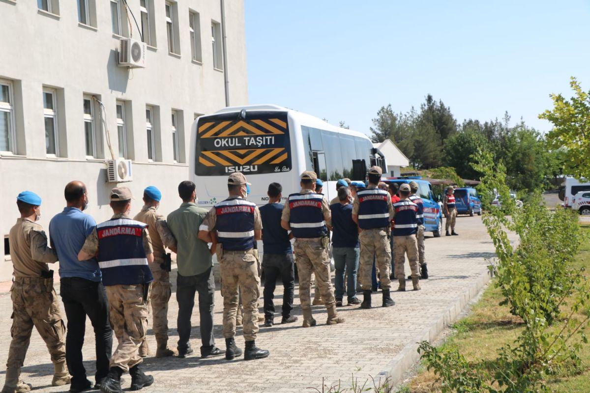 Diyarbakır da narko-terör operasyonu: 73 gözaltı #4