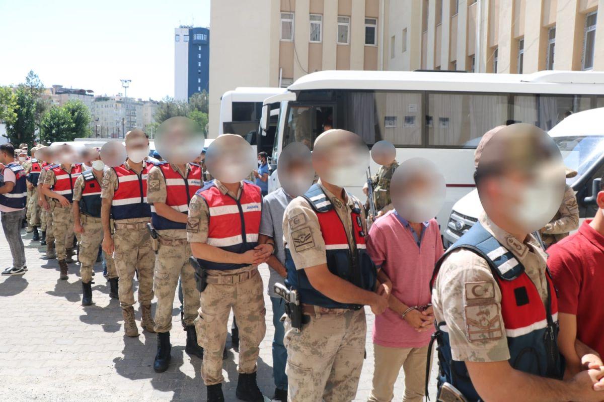 Diyarbakır da narko-terör operasyonu: 73 gözaltı #10